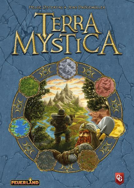 Terra Mystica board game cover