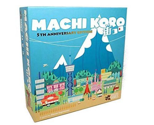 Machi Koro Anniversary Expansion Cover