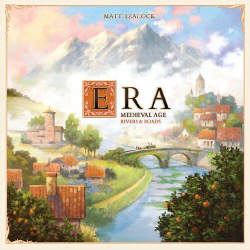 Era Medieval Age Rivers & Roads Expansion cover