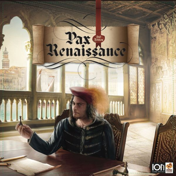 Pax Renaissance 2nd Edition cover