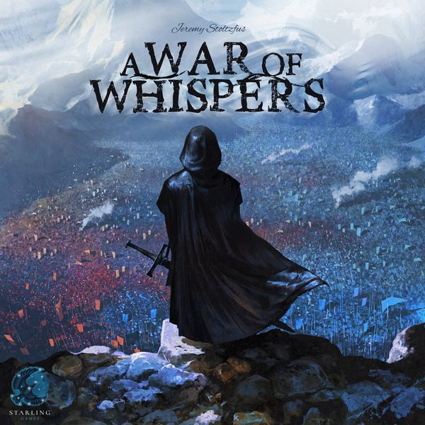 A War of Whispers 2nd Edition cover