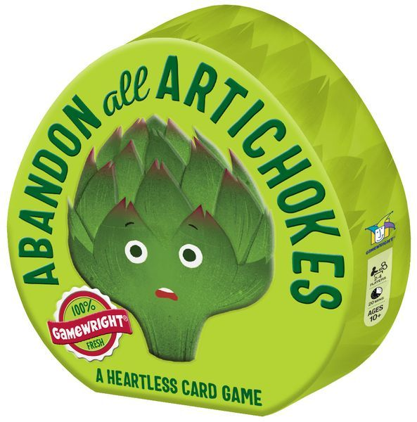 Abandon All Artichokes card game