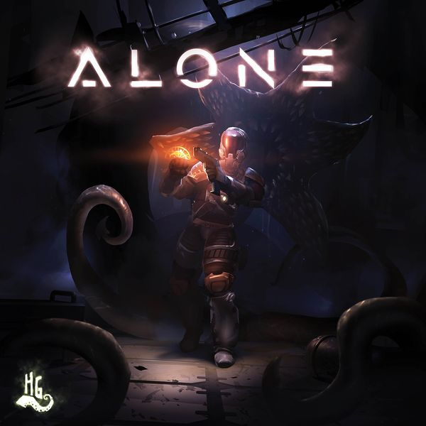 Alone board game cover