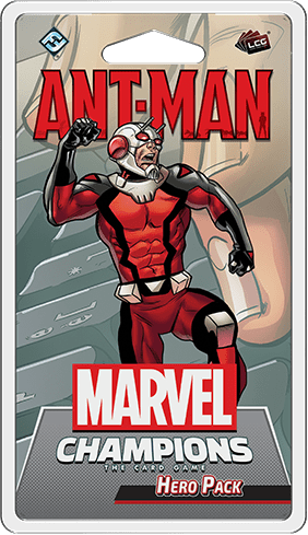 Marvel Champions Card Game Ant-Man Hero Pack cover
