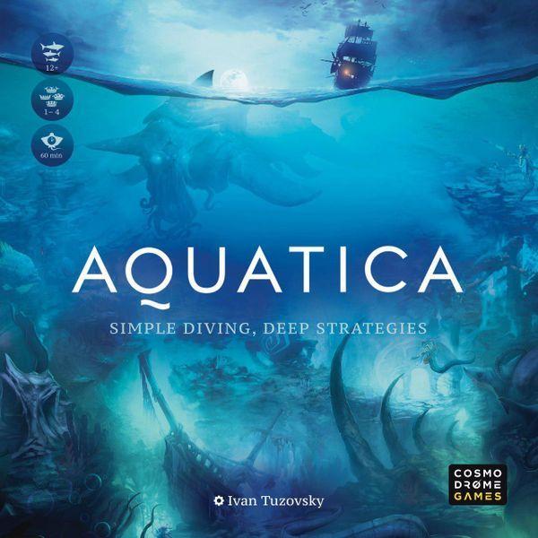 Aquatica Board Game cover