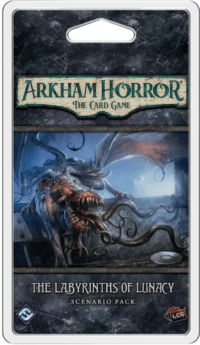 Arkham Horror LCG Guardians of the Abyss cover
