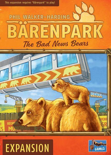 Barenpark The Bad News Bears expansion