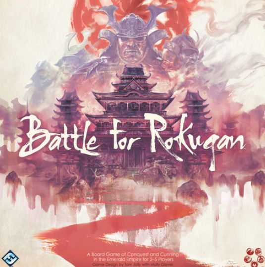 Battle for Rokugan Board Game cover