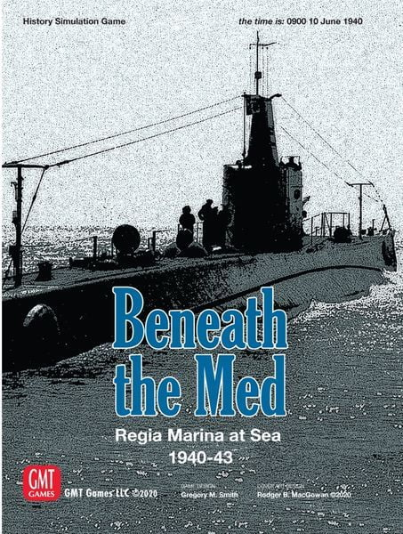 Beneath the Med board game