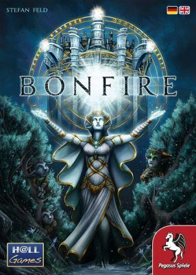 Bonfire Board Game