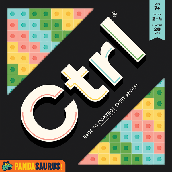 Ctrl board game cover