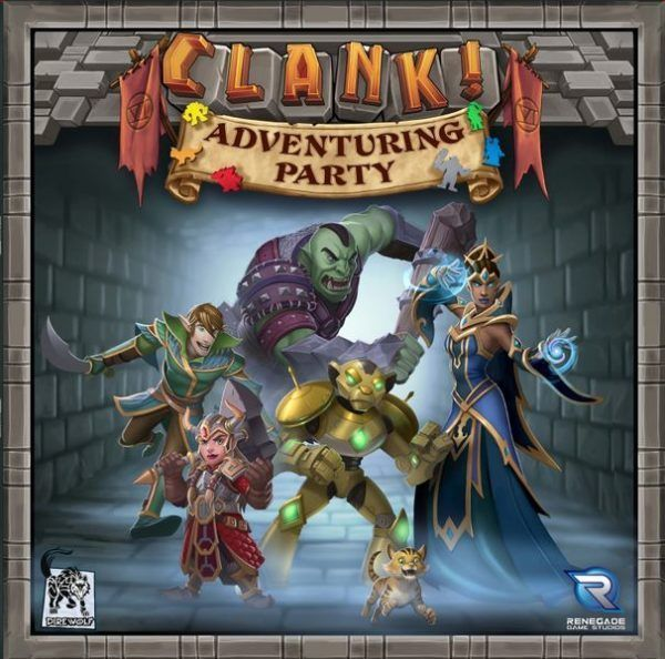 Clank Adventuring Party cover