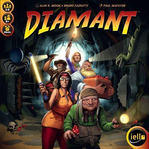 Diamant board game