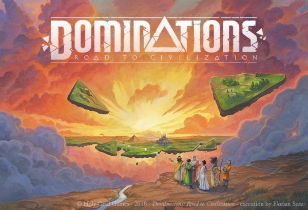 Dominations Road to Civilization cover