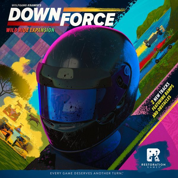 Downforce Wild Ride cover