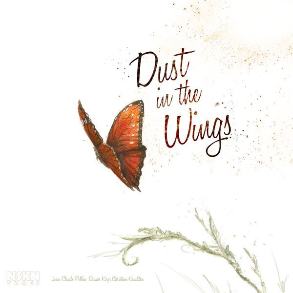 Dust in the Wings board game cover