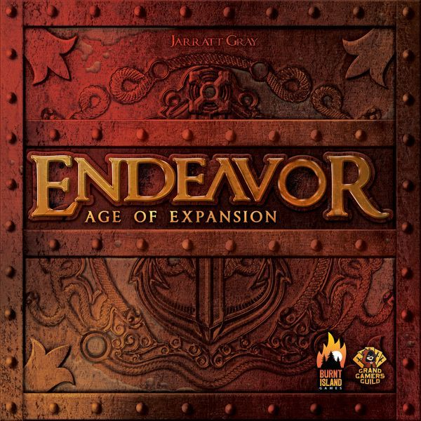 Endeavor Age of Expansion cover