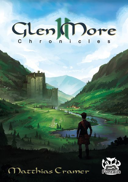 Glen More II: Chronicles cover