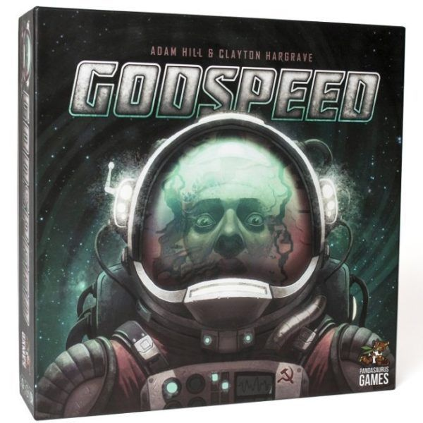 Godspeed board game cover