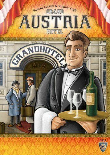 Grand Austria Hotel cover