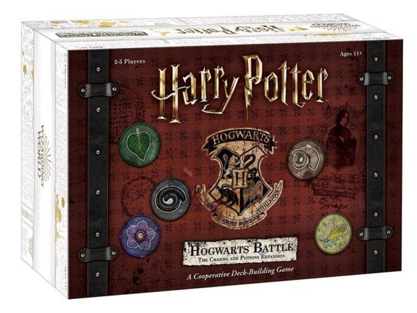 Hogwarts Battle – The Charms And Potions expansion