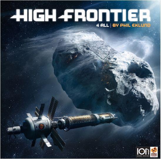 High Frontier 4 All: Module 1 Terawatt