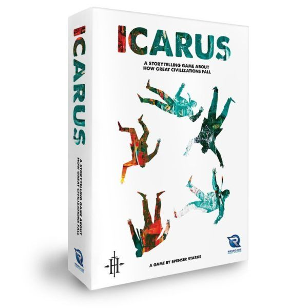 Icarus Renegade Games - Cover