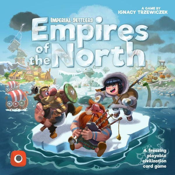 Imperial Settlers Empires of the North cover