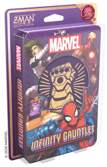 Infinity Gauntlet Love Letter box