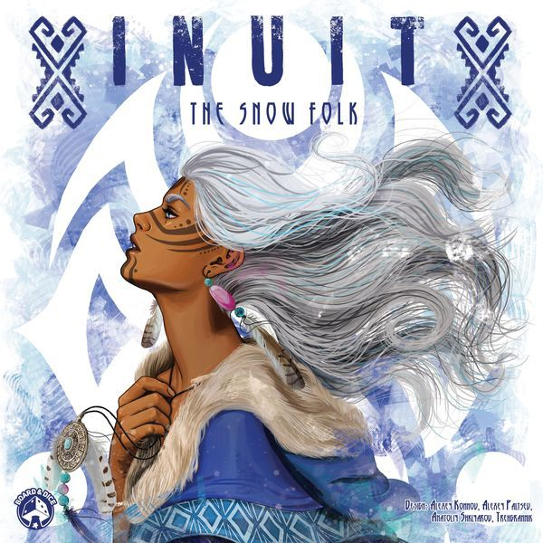Inuit The Snow Folk cover