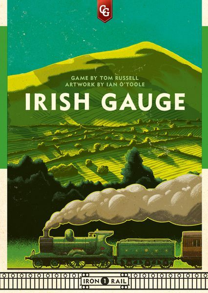 Irish Gauge board game cover