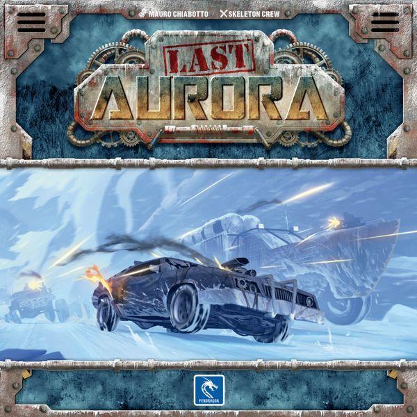 Last Aurora Board Game cover