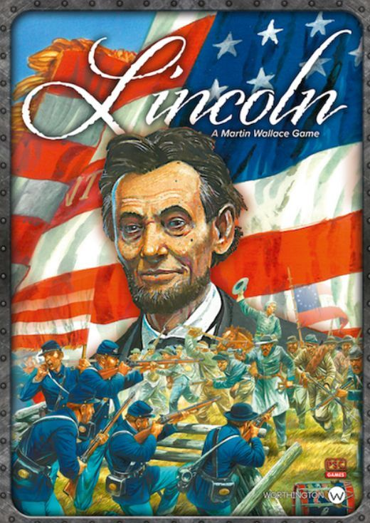 Lincoln board game
