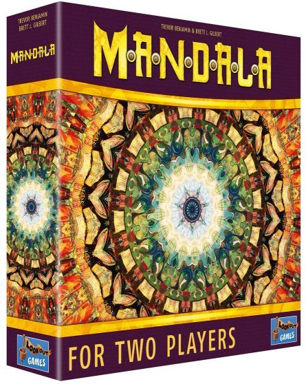 Mandala board game cover