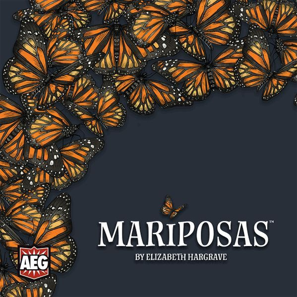 Mariposas Board Game cover