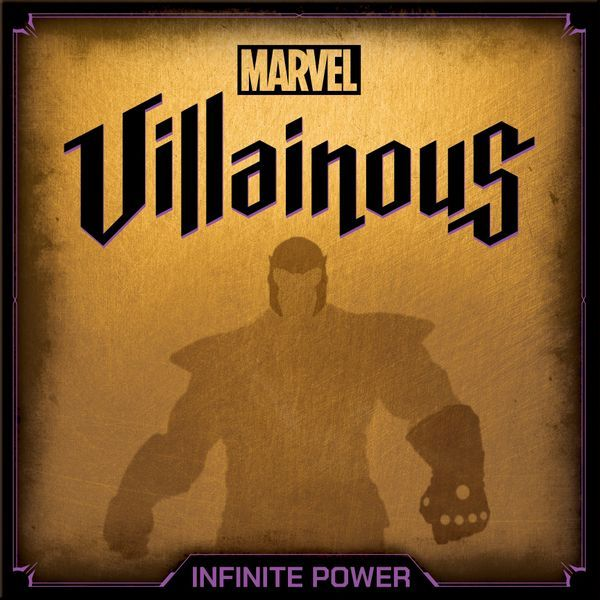 Marvel Villainous: Infinite Power cover