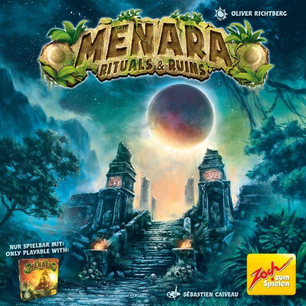 Menara Rituals & Ruins cover