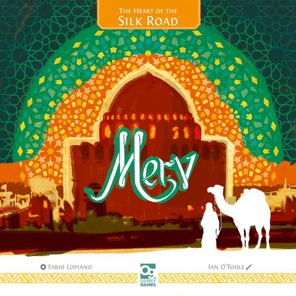 Merv The Heart of the Silk Road cover