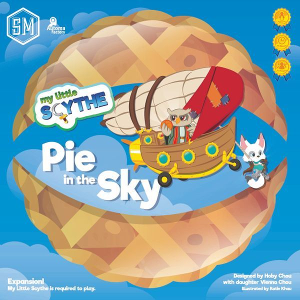 Pie in the Sky expansion cover