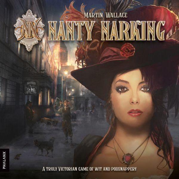 Nanty Narking cover