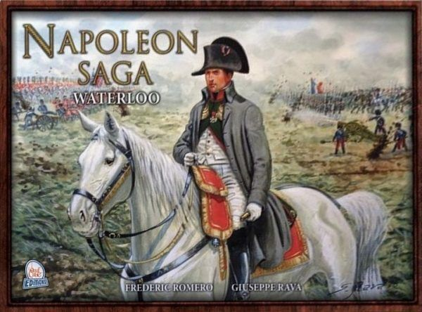 Napoleon Saga card game cover