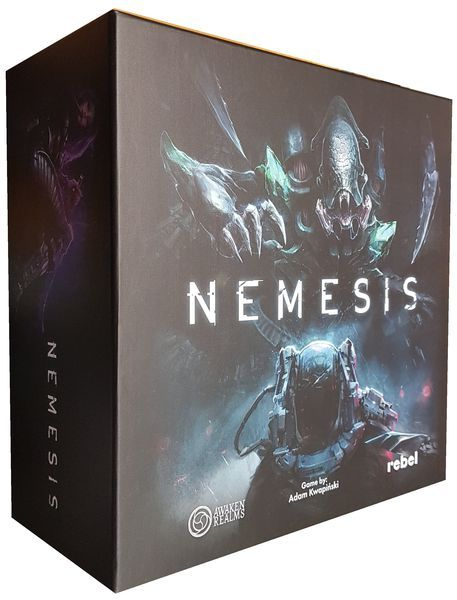 Nemesis Board Game Cover