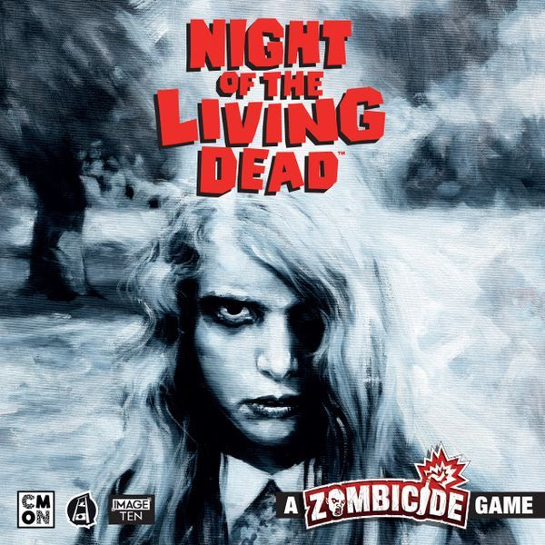 Night of the Living Dead: A Zombicide Game cover