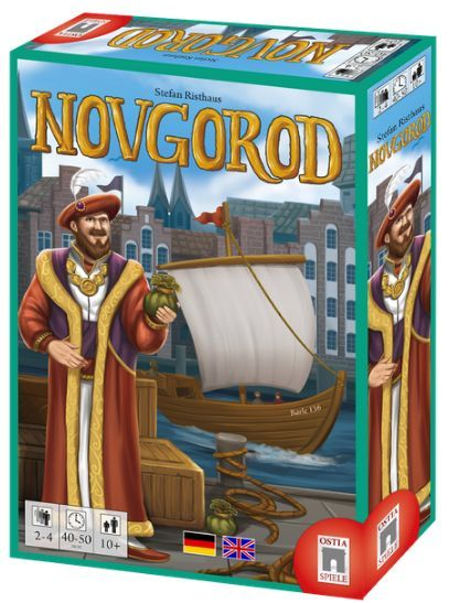 Novgorod card game cover