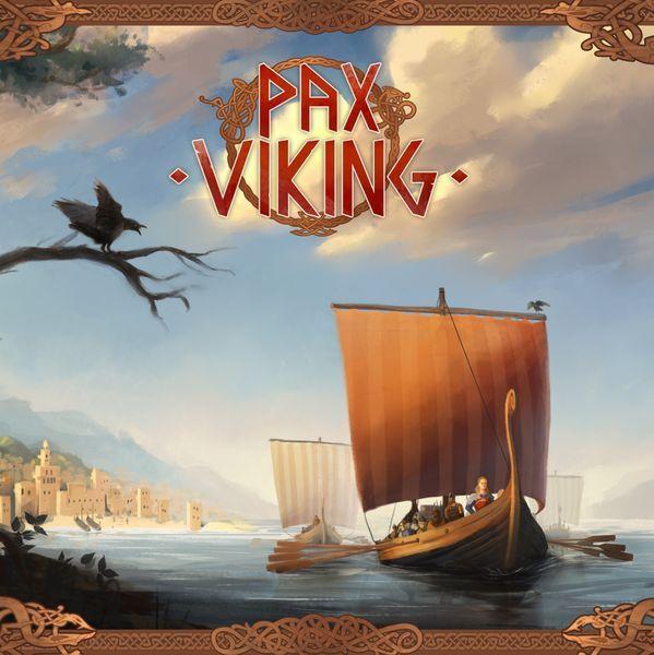 Pax Viking cover