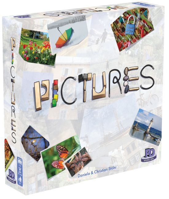 Pictures board game cover