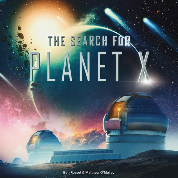 The Search for Planet X cover artwork