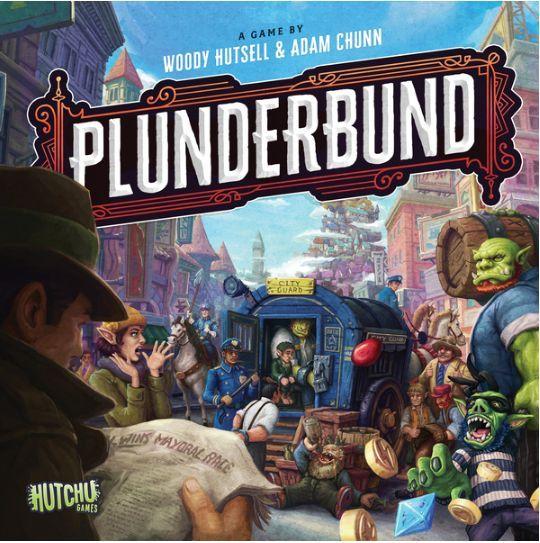 Plunderbund cover