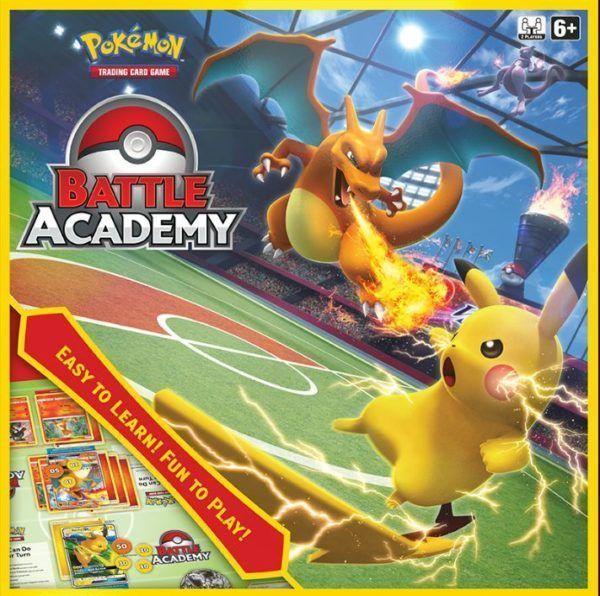 Pokémon TCG Battle Academy cover