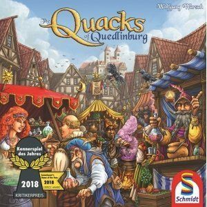 Quacks of Quedlinburg Big Box